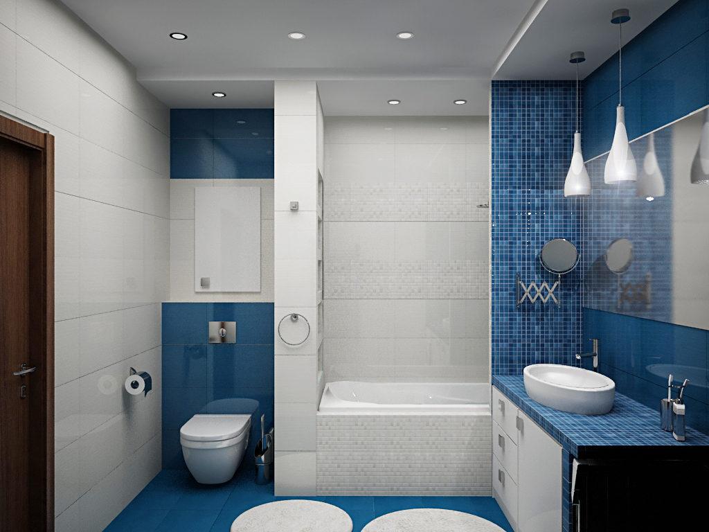 Ремонт квартир. Дизайн ванной